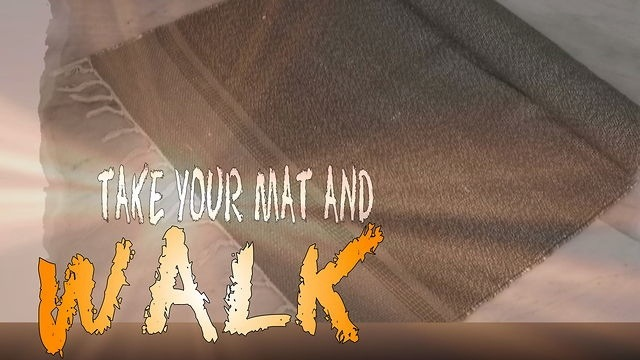 Take Up Your Bed And Walk Mk Ministries Inc